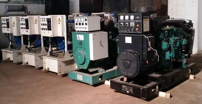 柴油发电机组的设置原则